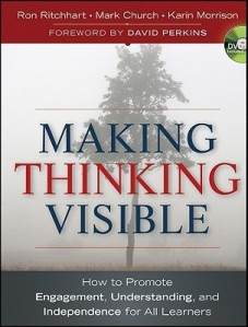 Making Thinking Visible - Getting started with routines